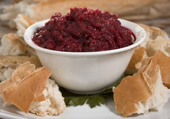 Festive and flavorful, a dip fit for holiday company
