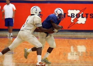 Millville football photo Oct. 12, 2011