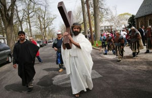 Good Friday Procession in Vineland