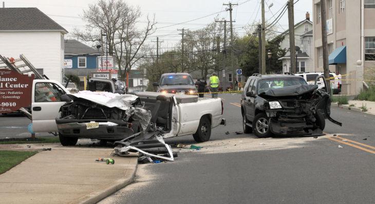 Pleasantville Accident