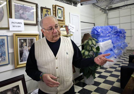 A thrifty way to helpNorthfield shop raises funds for Arc of Atlantic County