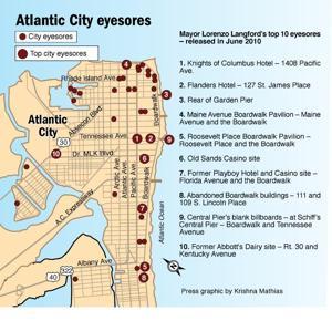 Atlantic City eyesores