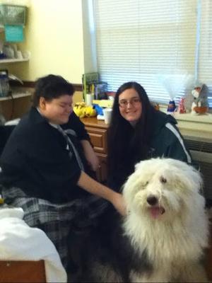 My life: Mainland Regional High School senior Christina Donall