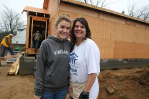 Helping at the holidaysVolunteers don't let the seasonal stress stop them from aiding others
