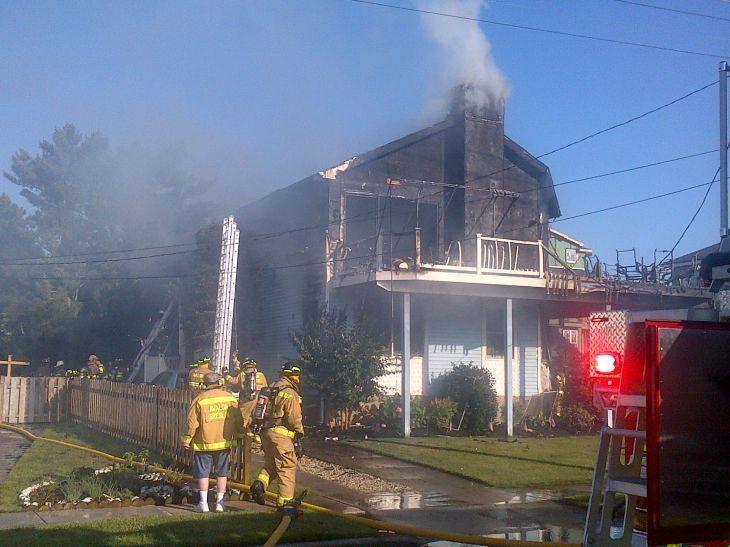 Avalon house fire