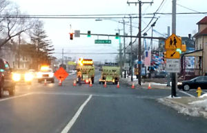Black Horse Pike accident