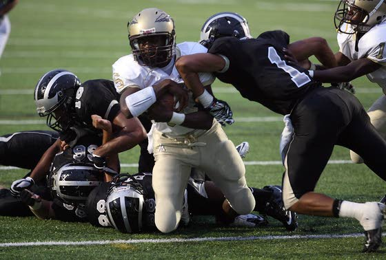 No. 3 'Gami runs past tough EHT