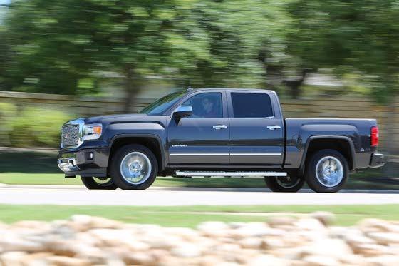 GMC Sierra Denali: High-Class Truck'n