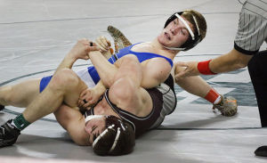 Friday March 7 2014 State Wrestling Championships