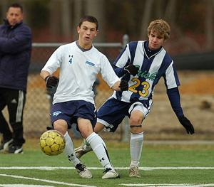 Boys soccer player of the year: St. Augustine Prep's Connor Hurff