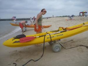Lower Township Kayaking Club rallies around Delaware Bay to 'just enjoy life'