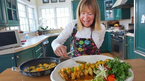 Legacy Recipes: Margate woman is comfortable in the kitchen