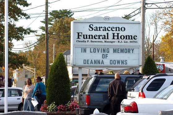 Mourners say EHC slay victim loved sons
