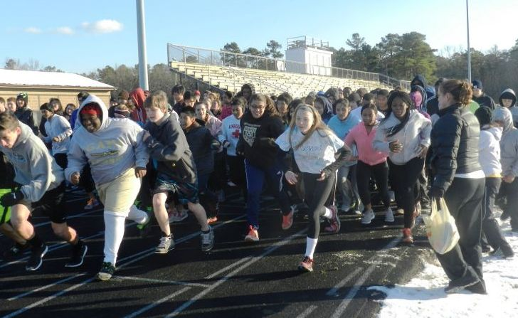 Jingle Bell Run at Absegami