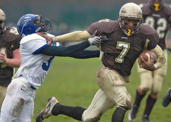Absegami running back Martin commits year early to Rutgers