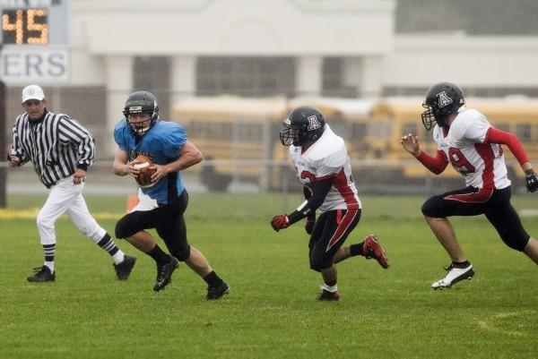 Lower cape may football