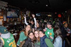 Five Things You Need To Know About Ducktown Tavern: Thanks to new flat-screen TVs around the bar and one of the biggest St. Patrick's Day parties in Atlantic City, Ducktown Tavern has become a favorite among locals looking to party all day long.