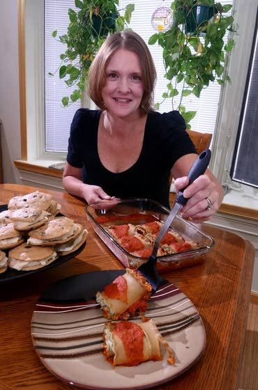Legacy recipes: Buena woman makes a healthy change in her family's diet