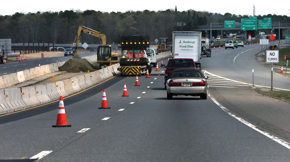 parkway widening project rolls on breaking news