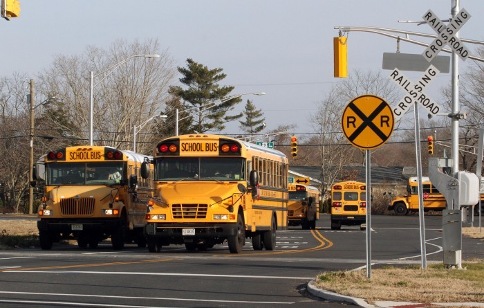 Lower Township schoool buses get green light on rail crossings