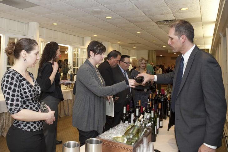 ATS Wine Tasting Art Show