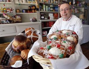 Pursuing pastry perfectionFrench baker brings his skills to Cape May Point