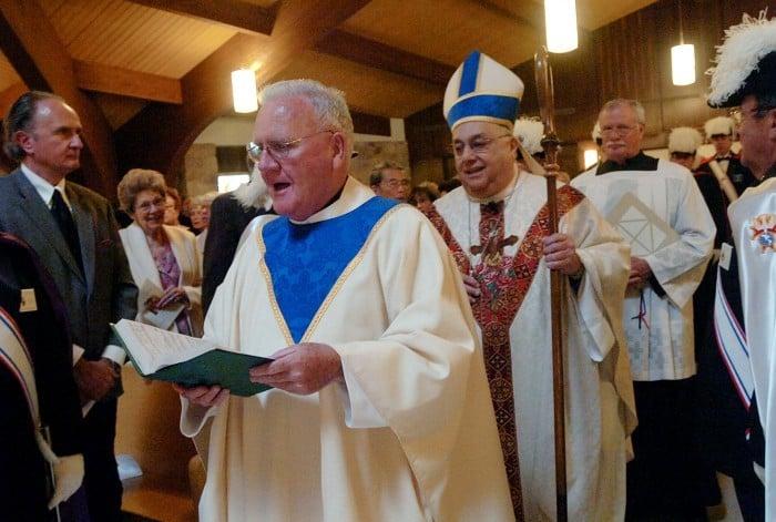 st. gianna inaugual mass