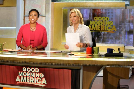Good Morning America Bully Hunters : Abc hunting to replace sawyer on good morning america