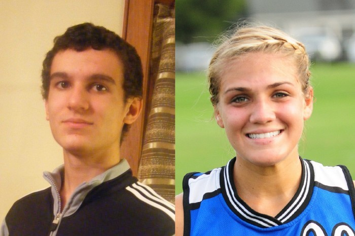 Athletes of the week 104
