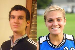 Athletes of the week 104