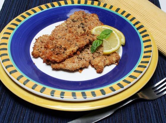 Milanese preparation locks in flavorful juices of lean turkey