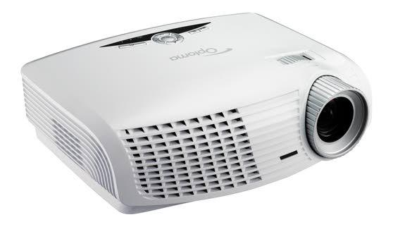 Home theater with a 3-D video projector for less than $2,000