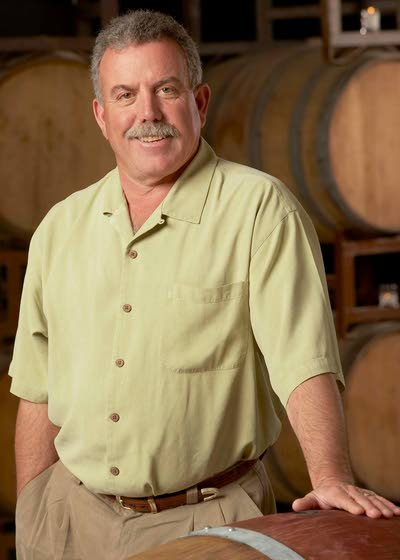 Marc Mondavi hosts wine dinner at Robert's Steakhouse