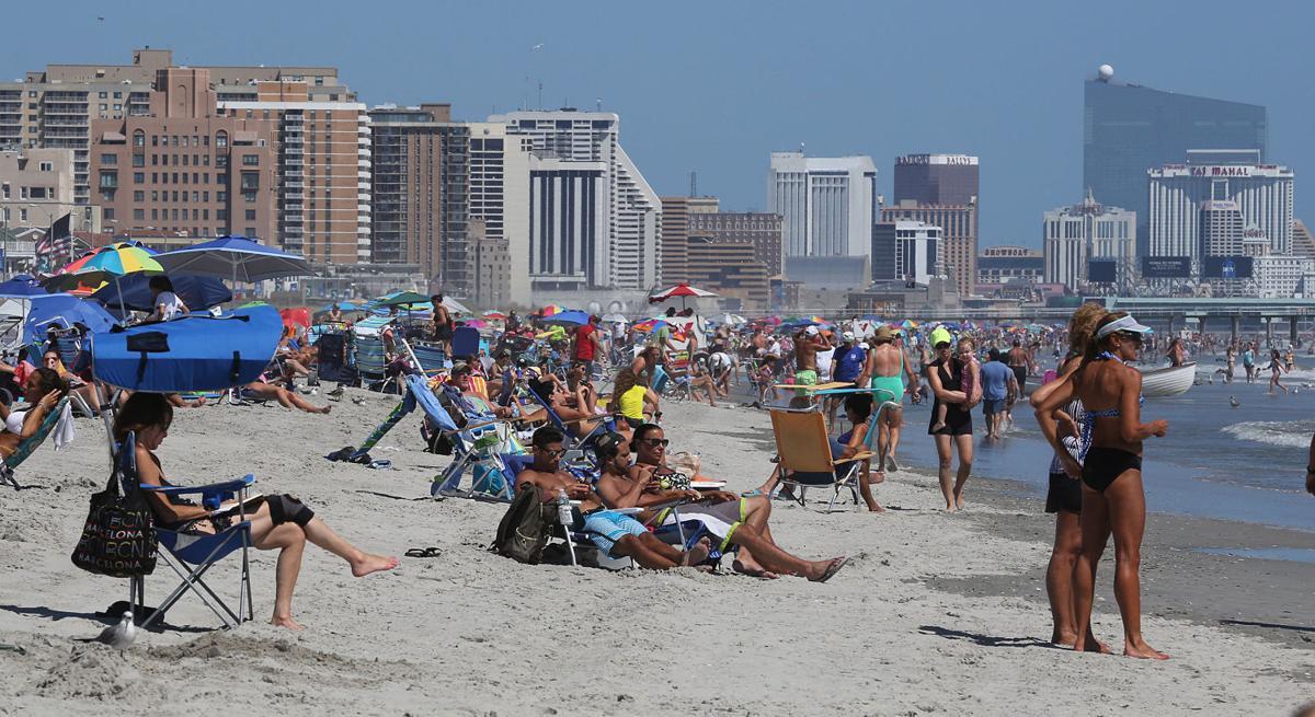 Ventnor City Beach Tags