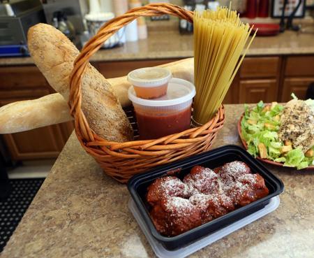 ATS Amici Homemade Specialties
