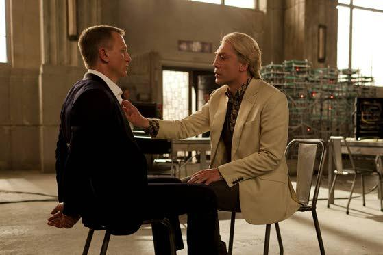 007's better  than ever  in 'Skyfall'