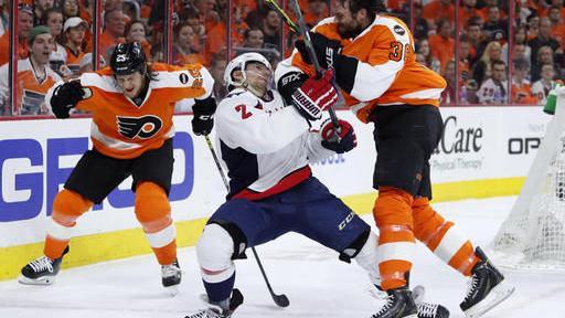 Flyers vs. Capitals Game 4
