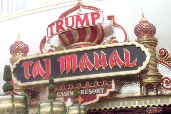 Could Trump Taj Be The Next Casino To Go Bankrupt
