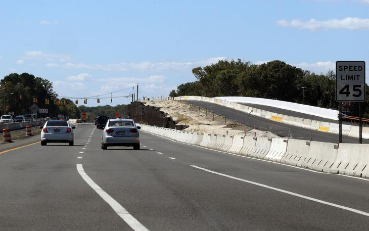 Project To Eliminate Cape Parkway Traffic Lights Nearing Midpoint