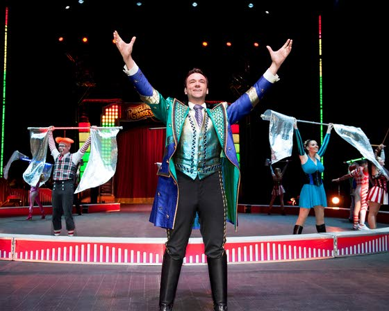 Greatest Show on Earth ReturnsRingling Bros. promises to 'Fully Charge' Atlantic City