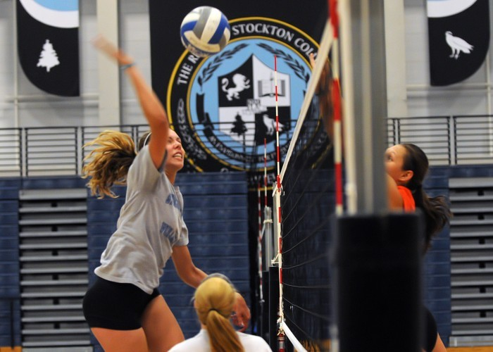 stockton volleyball
