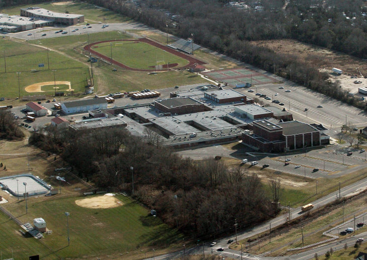 Regional Aerial Photos