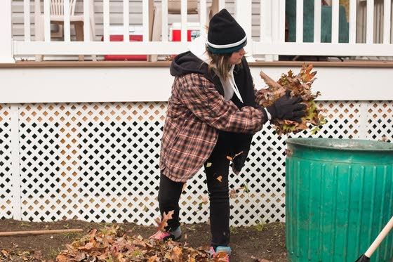 Special Services students give back, aid Middle homeowners hit by Sandy