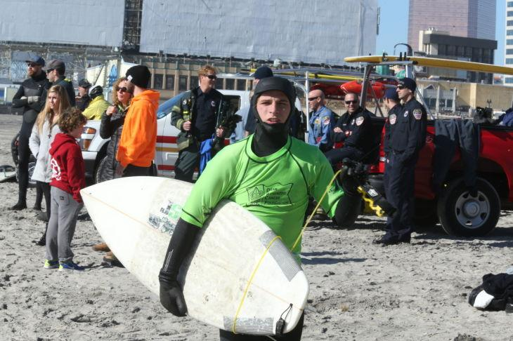 SURFING FOR CANCER
