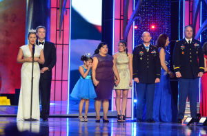 Miss America Competition honors nine military wives