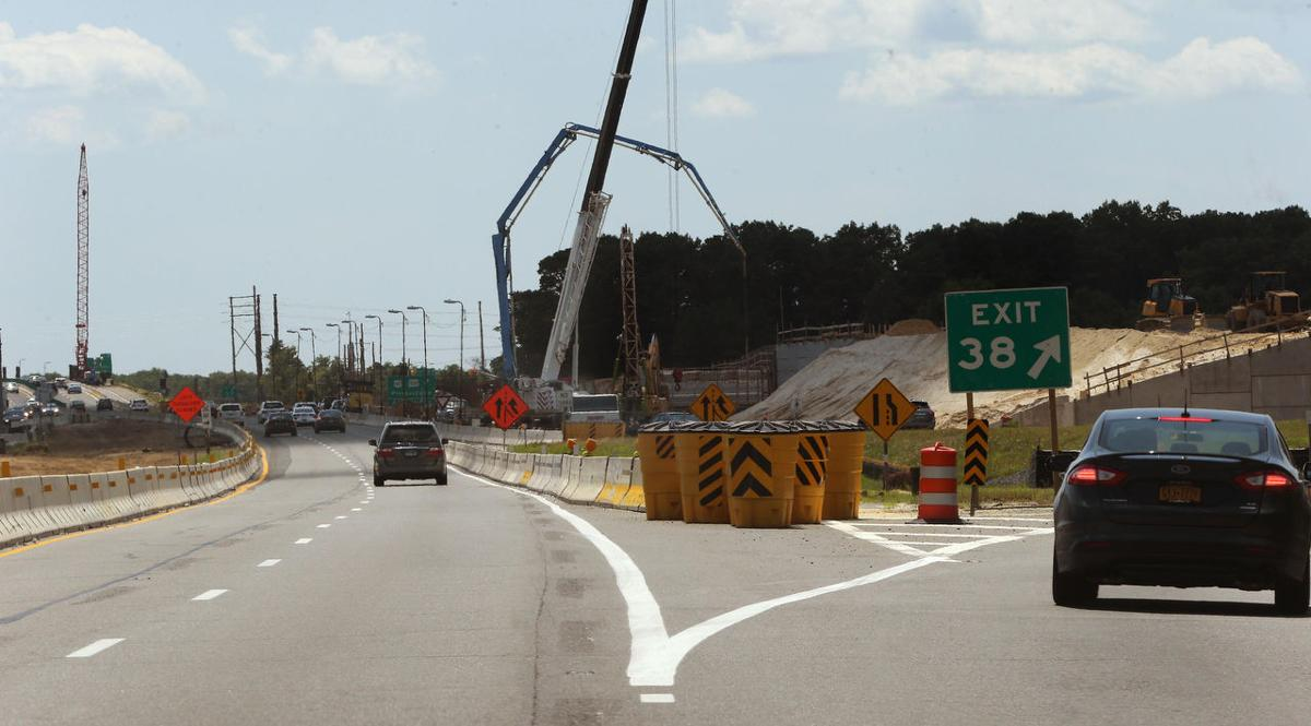 Garden state parkway construction project focuses on new Traffic on the garden state parkway