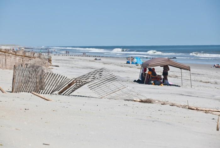 Erosion Surf City