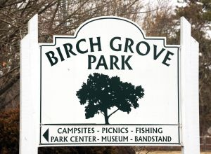 Birch Grove Park: Birch Grove Park, in Northfield. Monday, March, 18, 2013( Press of Atlantic City/ Danny Drake)  - Danny Drake