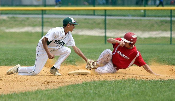 Ocean City vs Cedar Creek baseball