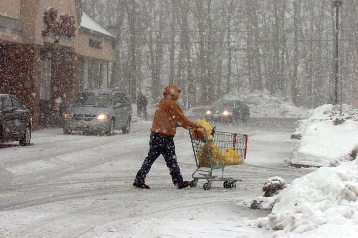 Snow Coverage 2
